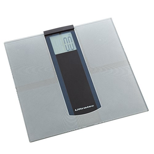 Ultratec Helping Hands Bathroom Scale for the Whole Family, Smart Body Fat  Scale, Including App
